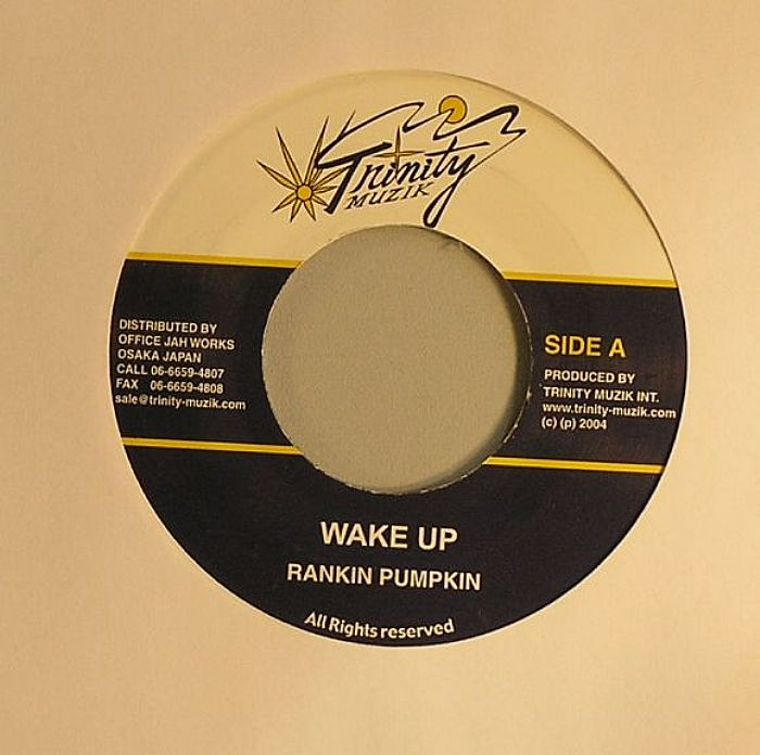 Rankin Pumpkin Wake Up Vinyl At Juno Records