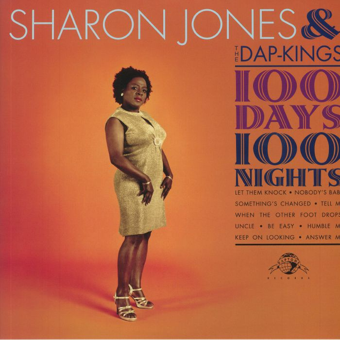 JONES, Sharon & THE DAP KINGS - 100 Days 100 Nights
