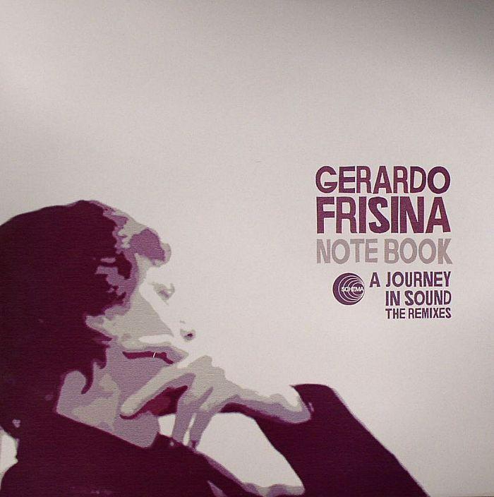 FRISINA, Gerardo/VARIOUS - Note Book : A Journey Into Sound