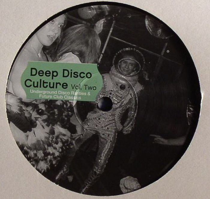AZOTO/BUARI/UNIVERSAL ROBOT BAND/RAY MUNNINGS - Deep Disco Culture Volume 2