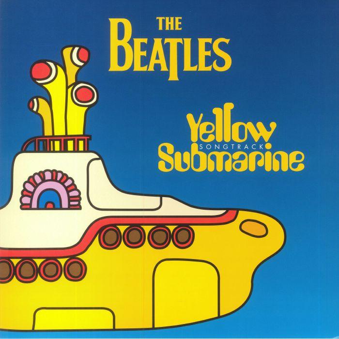 BEATLES, The - Yellow Submarine Songtrack