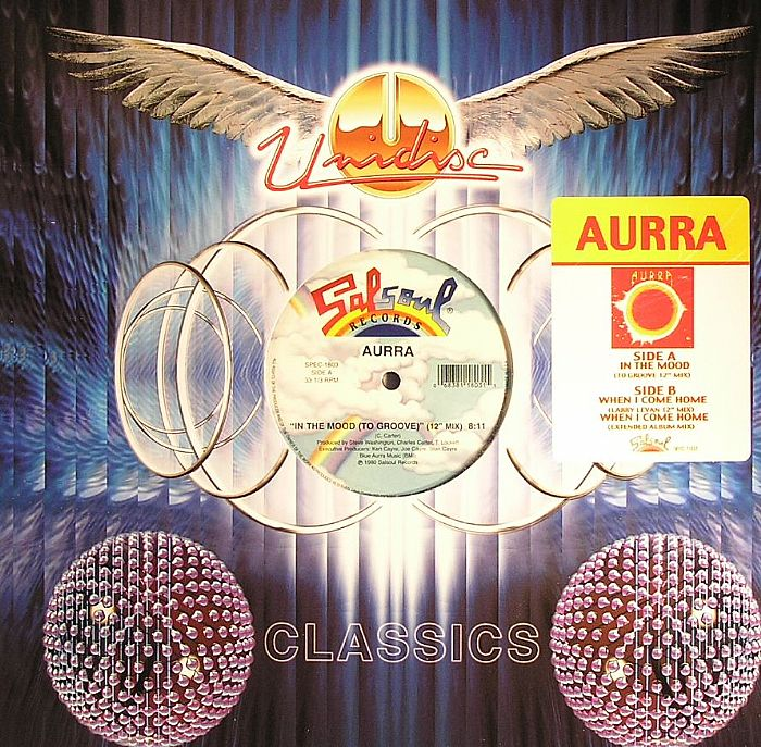 AURRA - In The Mood