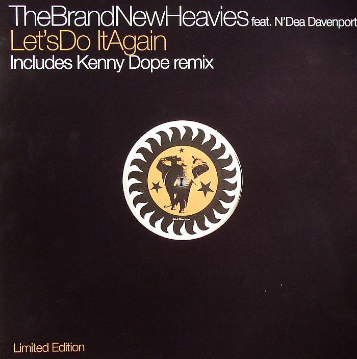 BRAND NEW HEAVIES feat N'DEA DAVENPORT - Let's Do It Again