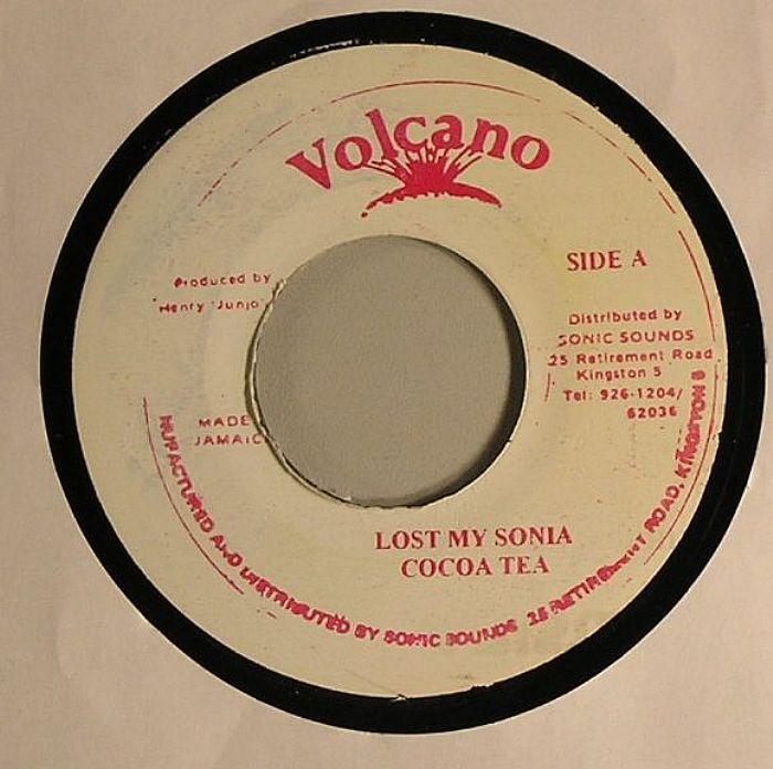 Cocoa Tea Lost My Sonia Diseases Riddim Vinyl At Juno