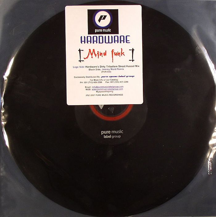 HARDWARE - Mind Funk