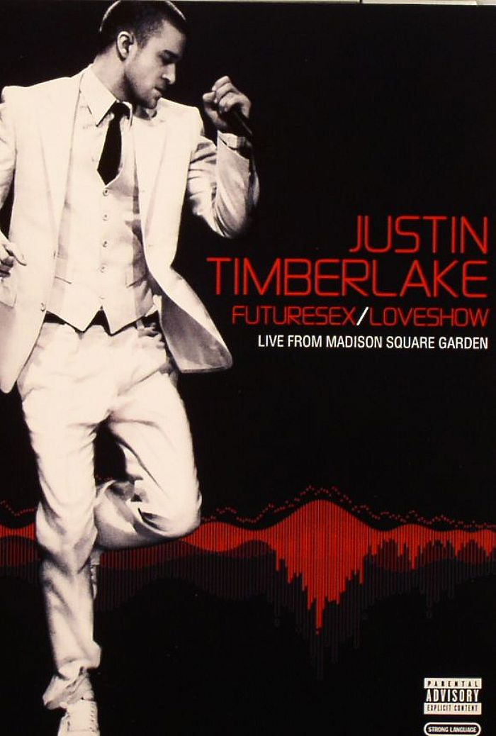 timberlake justin futuresex loveshow live from madison square garden vinyl at juno records. Black Bedroom Furniture Sets. Home Design Ideas
