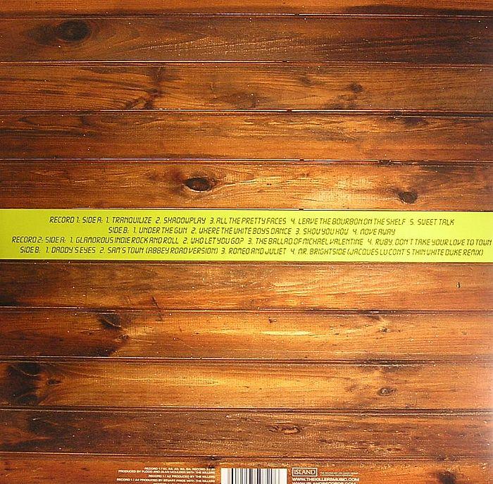 The Killers Sawdust Vinyl At Juno Records