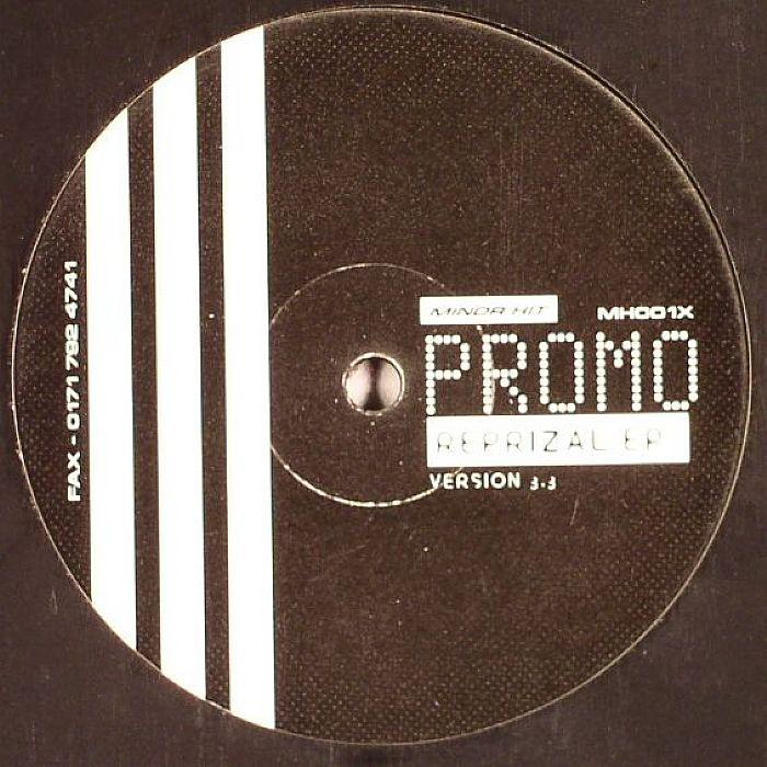 MINOR HIT - Reprizal EP