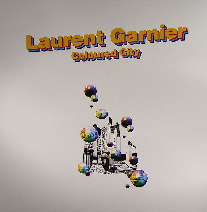 GARNIER, Laurent - Coloured City