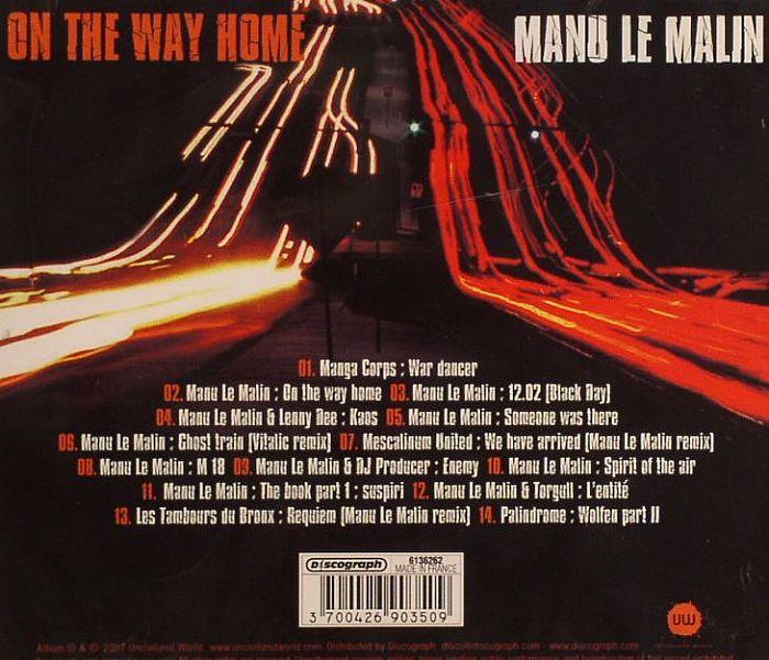 Manu Le Malin Various On The Way Home Vinyl At Juno Records