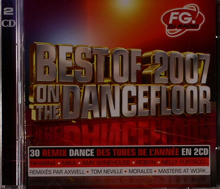 VARIOUS - Best Of 2007 On The Dancefloor