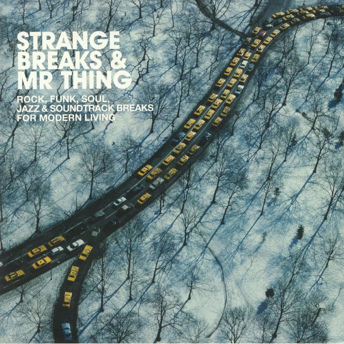MR THING/VARIOUS - Strange Breaks & Mr Thing