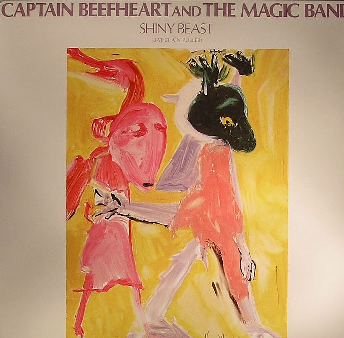 Captain Beefheart Tropical Hot Dog Night