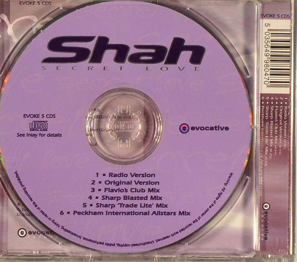 SHAH - Secret Love