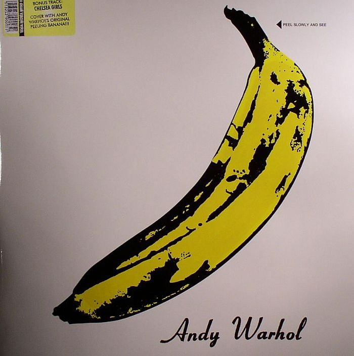 VELVET UNDERGROUND, The & NICO - The Velvet Underground & Nico