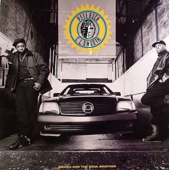 pete rock cl smooth mecca the soul brother vinyl at juno records. Black Bedroom Furniture Sets. Home Design Ideas