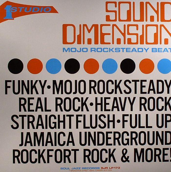 SOUND DIMENSION - Mojo Rocksteady Beat