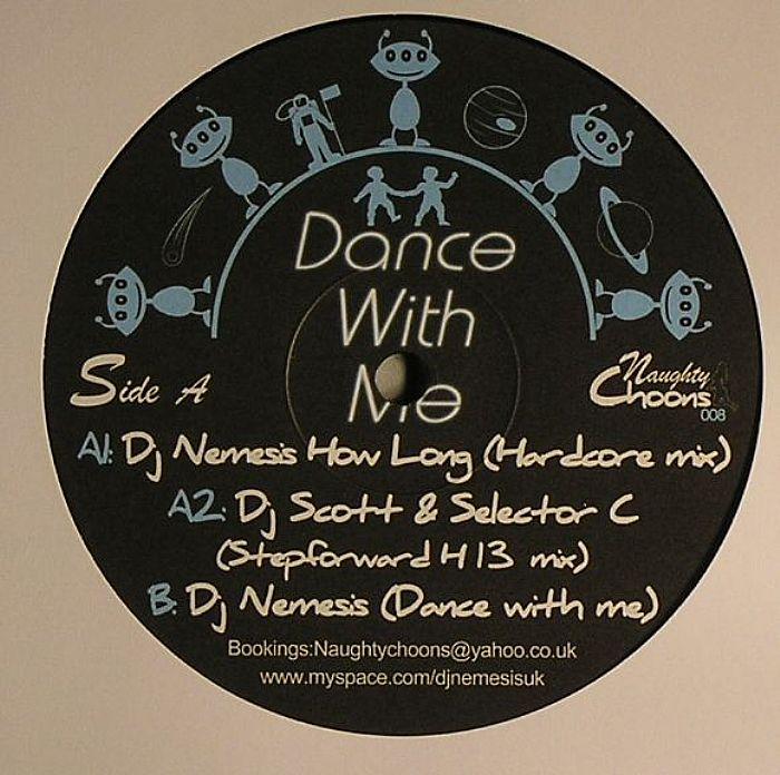 DJ NEMESIS/DJ SCOTT/SELECTOR C - Dance With Me