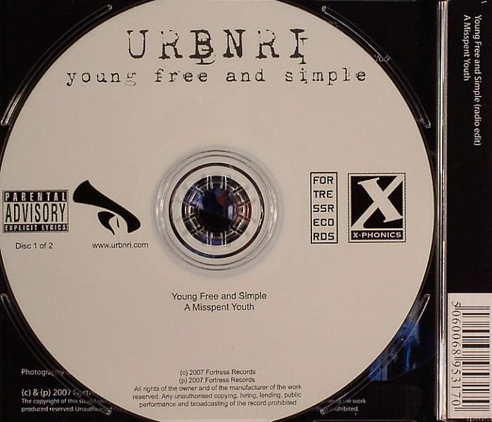 URBNRI - Young Free & Simple