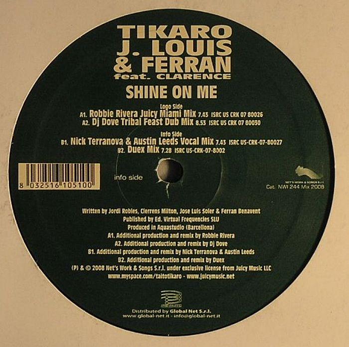 J.Louis & Ferran Feat. Evan - Sou Fera