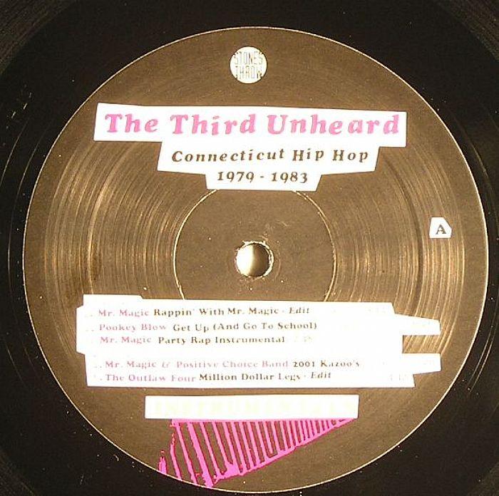VARIOUS - The Third Unheard Connecticut Hip Hop 1979-1983 : The Instrumentals