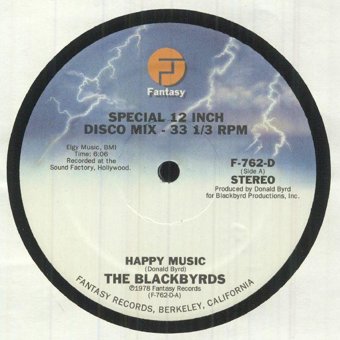 BLACKBYRDS, The - Happy Music