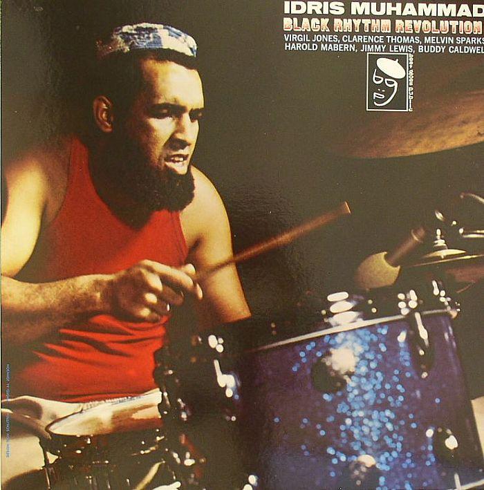 MUHAMMAD, Idris - Black Rhythm Revolution