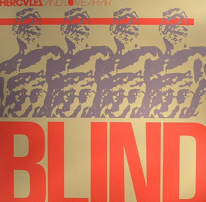 HERCULES & LOVE AFFAIR Blind vinyl at Juno Records.