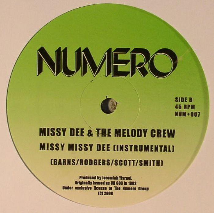 Missy Dee The Melody Crew Missy Missy Dee