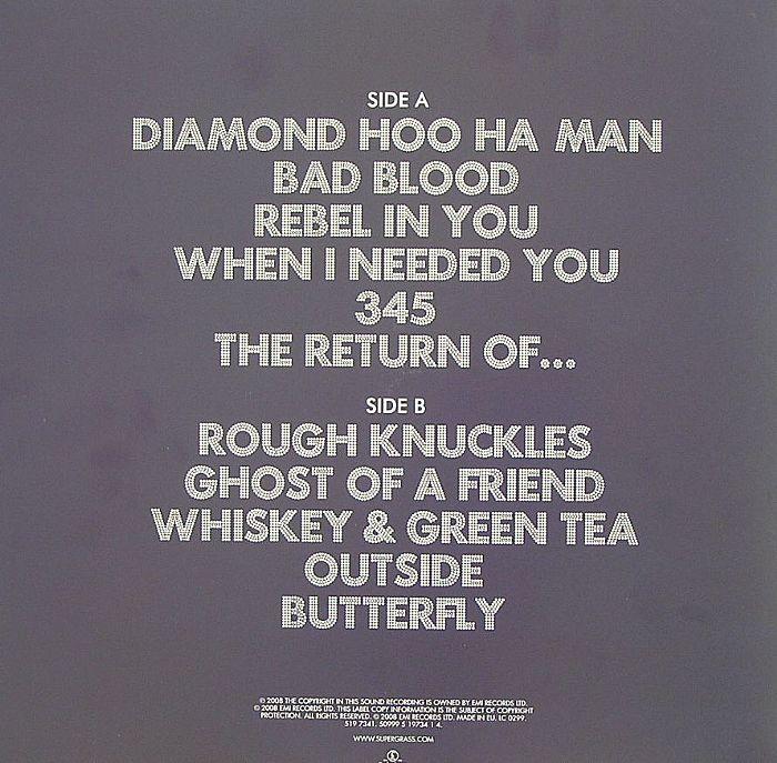 Diamond hoo ha men
