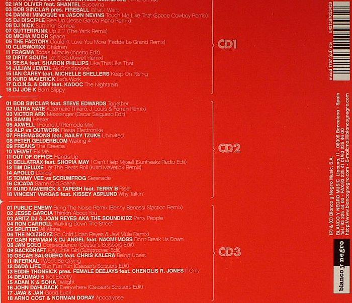 Various - Anual 2008 (El Album Dance Del Año)