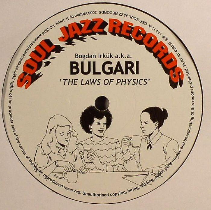 IRKUK, Bogdan aka BULGARI - Everything Is Changing