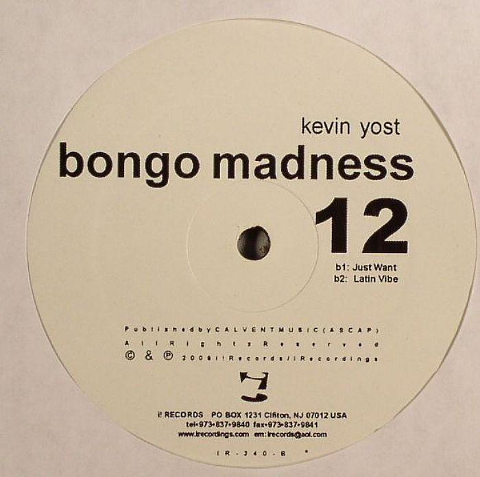 Kevin Yost - Bongo Madness 11