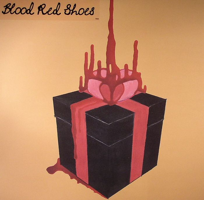 Blood Red Shoes Vinyl