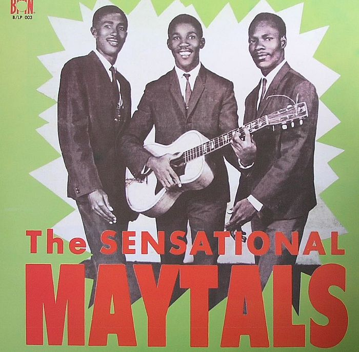 The Maytals The Sensational Maytals Vinyl At Juno Records