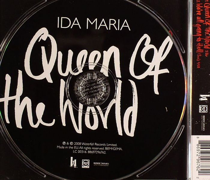 MARIA, Ida - Queen Of The World
