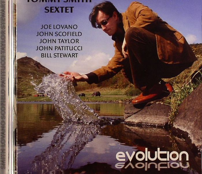 TOMMY SMITH SEXTET - Evolution