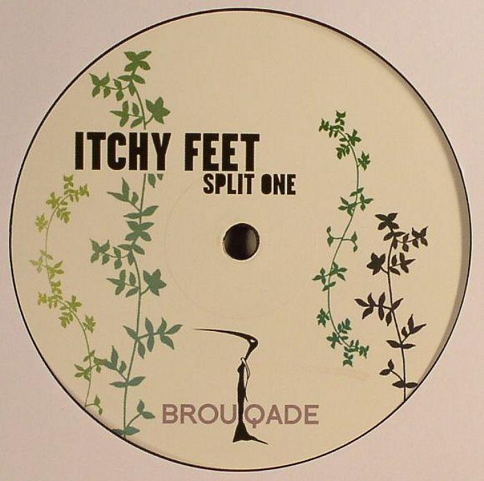 SCHNEIDER, Danilo/FRANK LEICHER - Itchy Feet: Split One