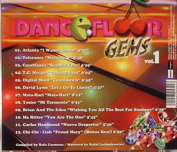 Various - Dancefloor Gems 80's Vol. 2