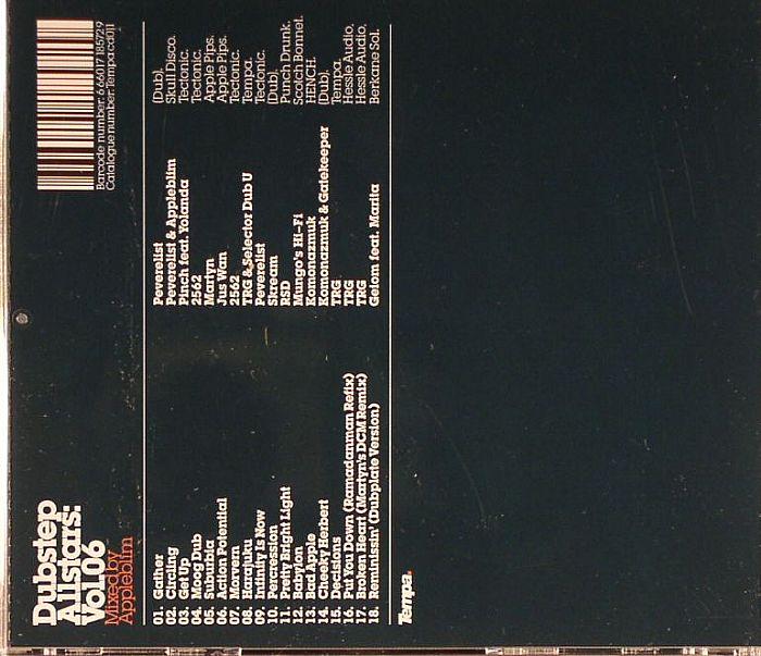 APPLEBLIM/VARIOUS - Dubstep Allstars Vol 6