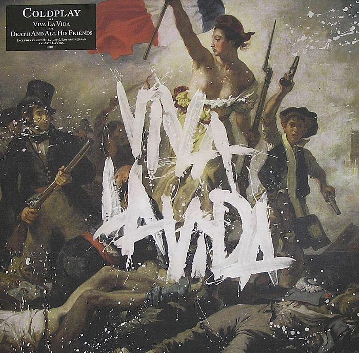 COLDPLAY - Viva La Vida Or Death & All His Friends