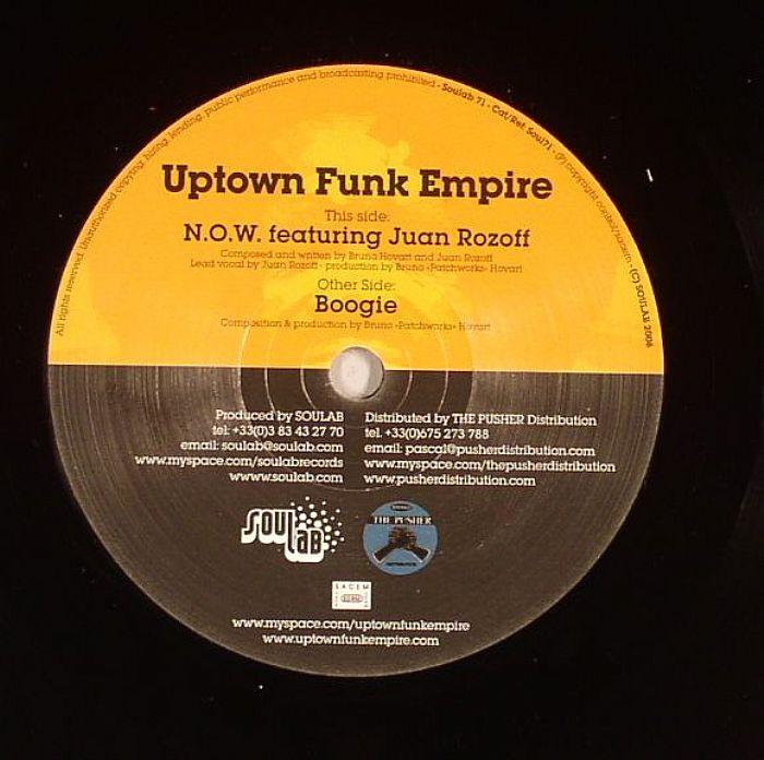 Uptown Funk Mrjatt: UPTOWN FUNK EMPIRE Now Vinyl At Juno Records