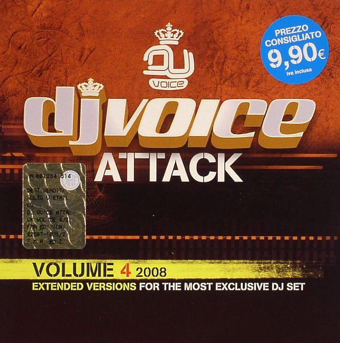 VARIOUS - DJ Voice Attack Volume 4