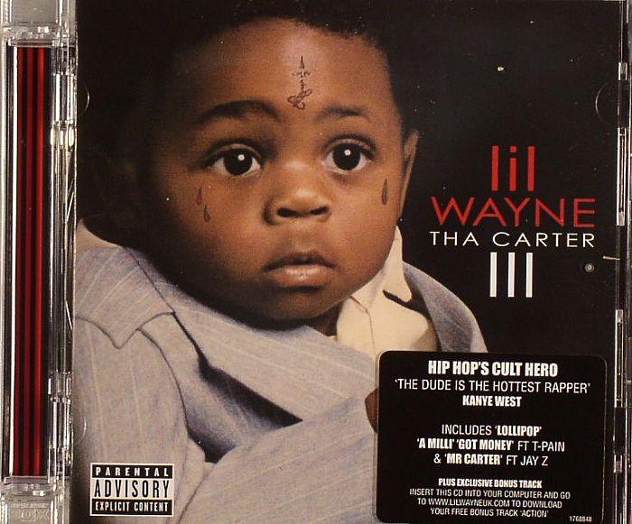 lil wayne tha carter iii vinyl at juno records