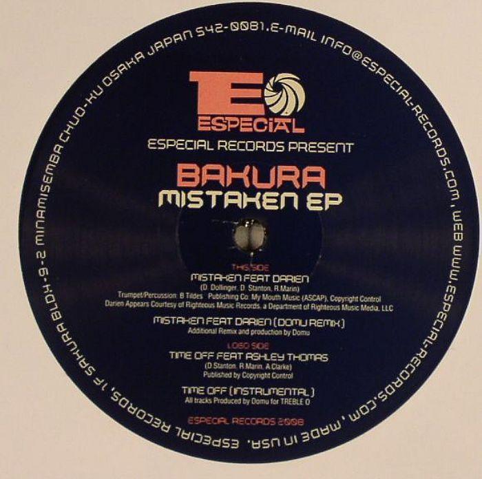 Bakura - Mistaken EP