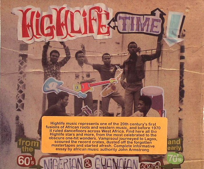 VARIOUS Highlife Time: Nigerian & Ghanaian Sound vinyl at