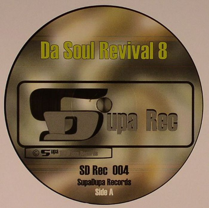 Tyree Cooper - Da Soul Revival EP