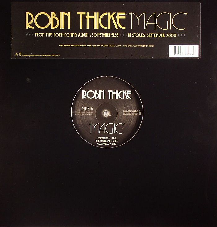 THICKE, Robin - Magic