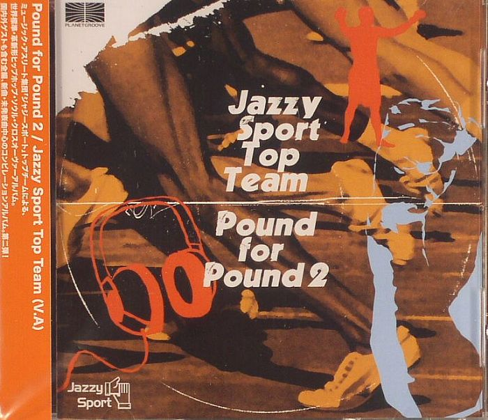 JAZZY SPORT TOP TEAM/VARIOUS - Pound For Pound 2