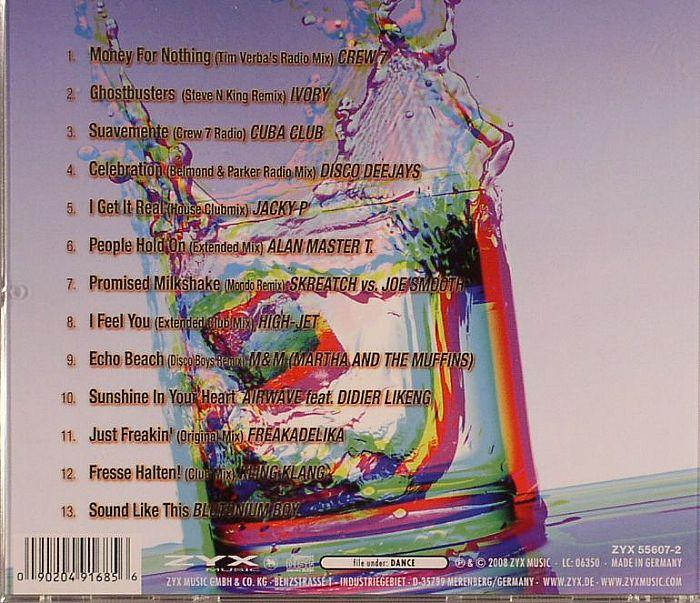 Various - Blutonium Presents Hardstyle Vol. 8